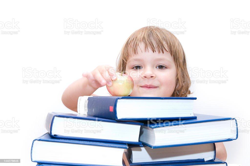 school - getting ready royalty-free stock photo