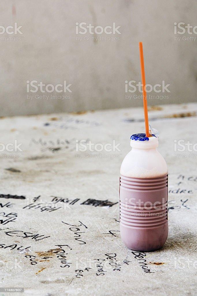 School milk (XLarge) stock photo