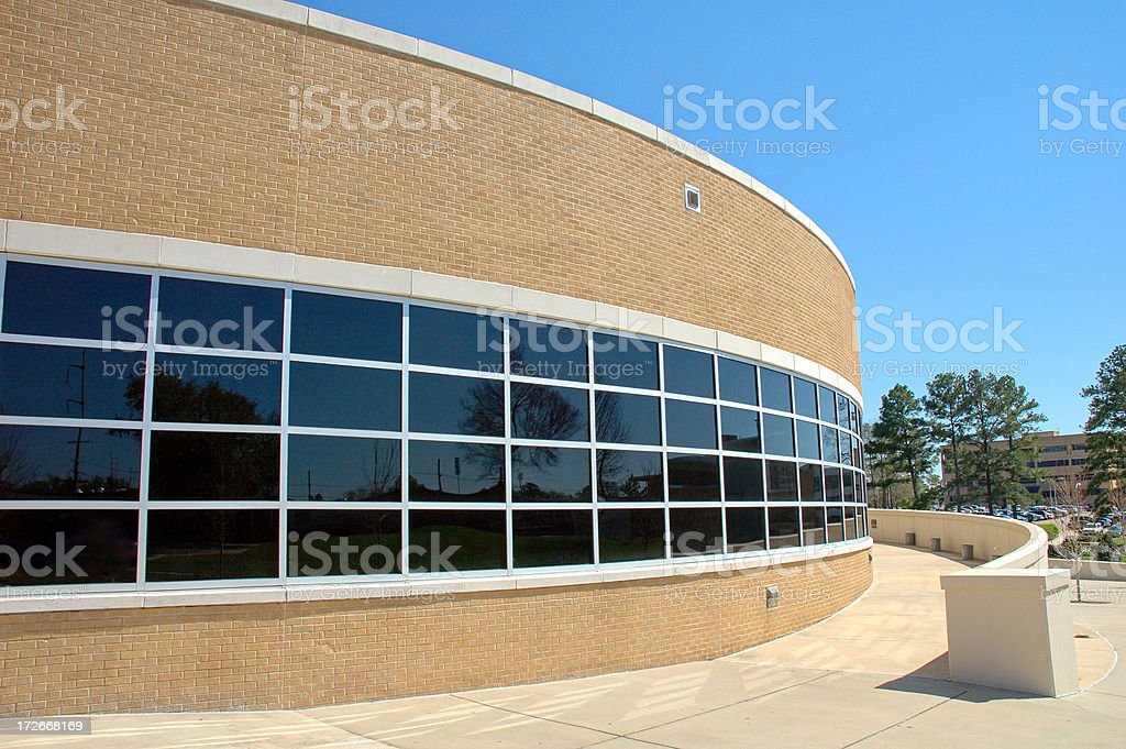 School of Health Related Professions II stock photo