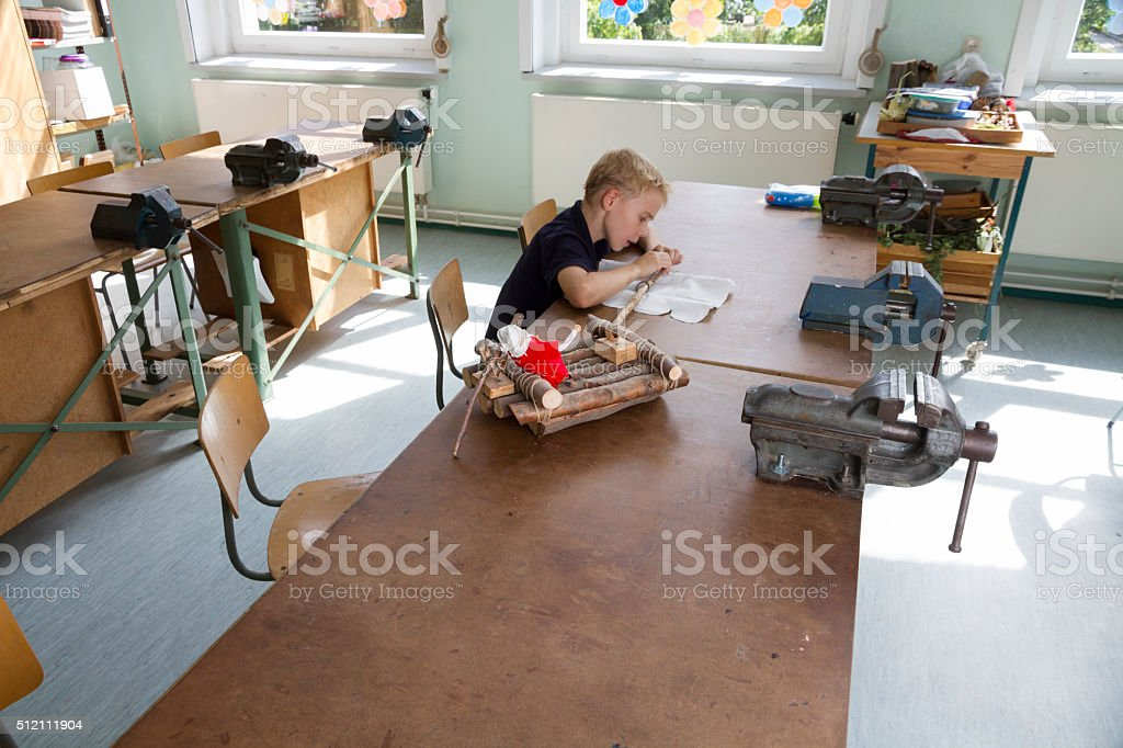 School stock photo