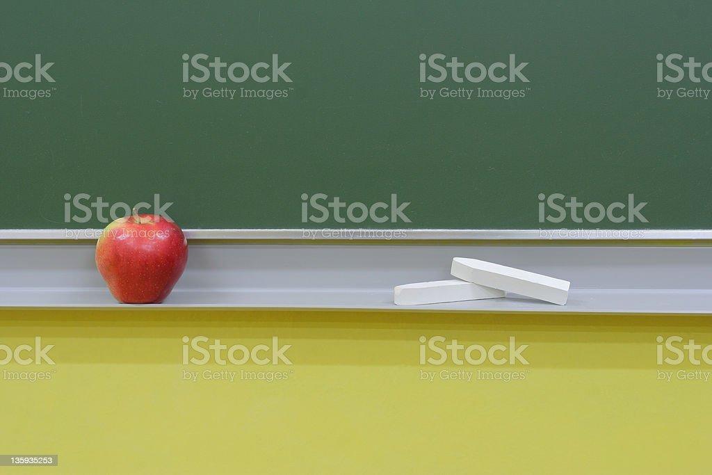 School staff royalty-free stock photo