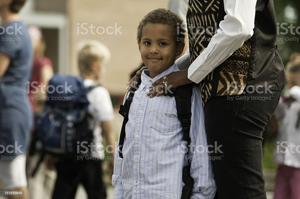 School Start stock photo