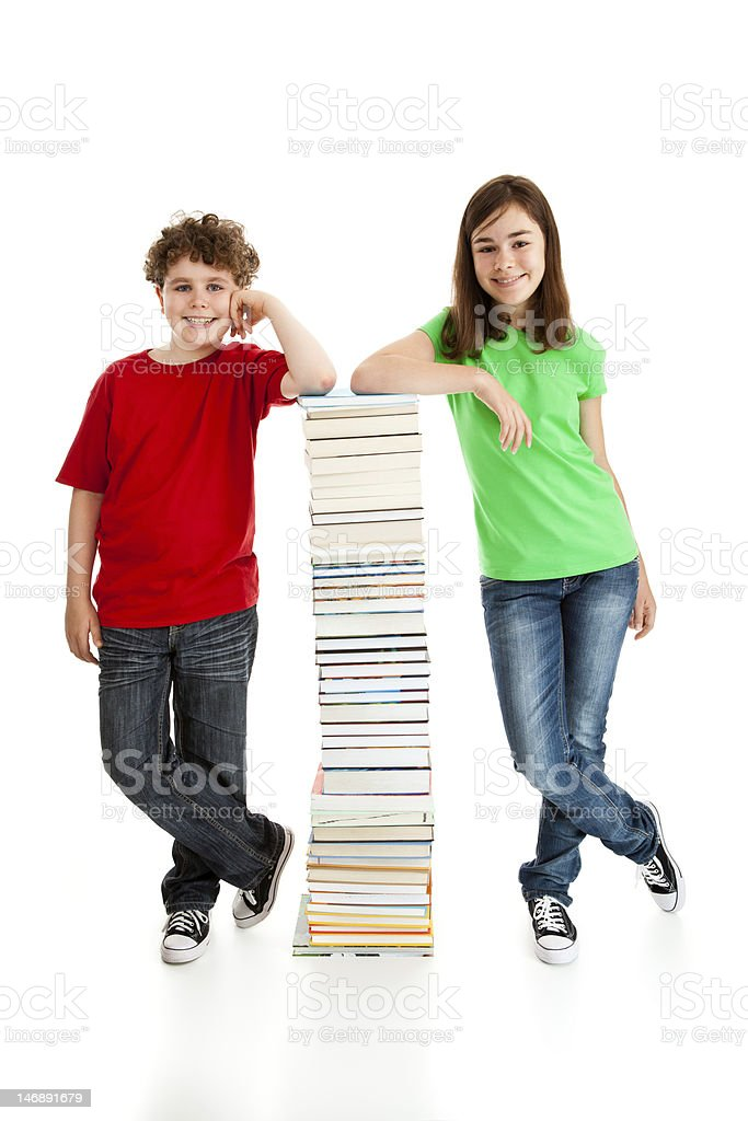 School time royalty-free stock photo