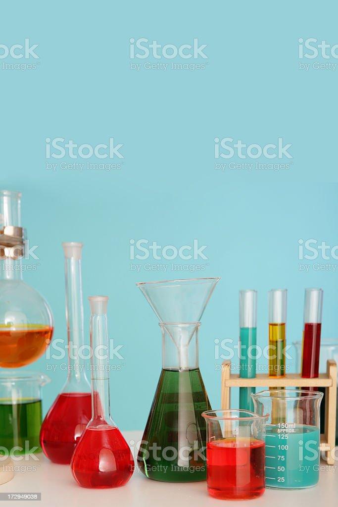 school's laboratory royalty-free stock photo