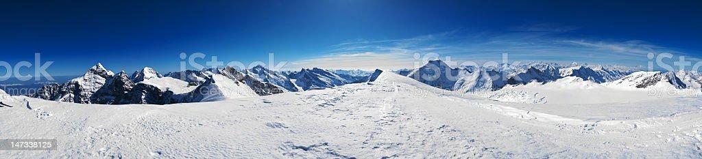 Schweiz - Berner Oberland royalty-free stock photo