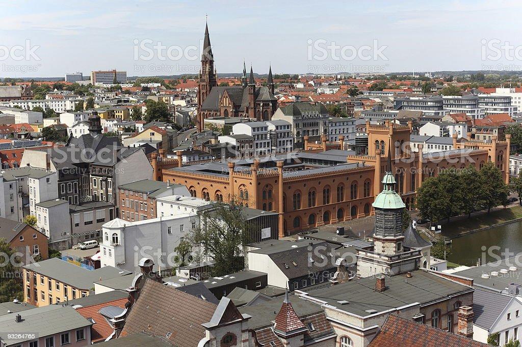 Schwerin, Germany stock photo