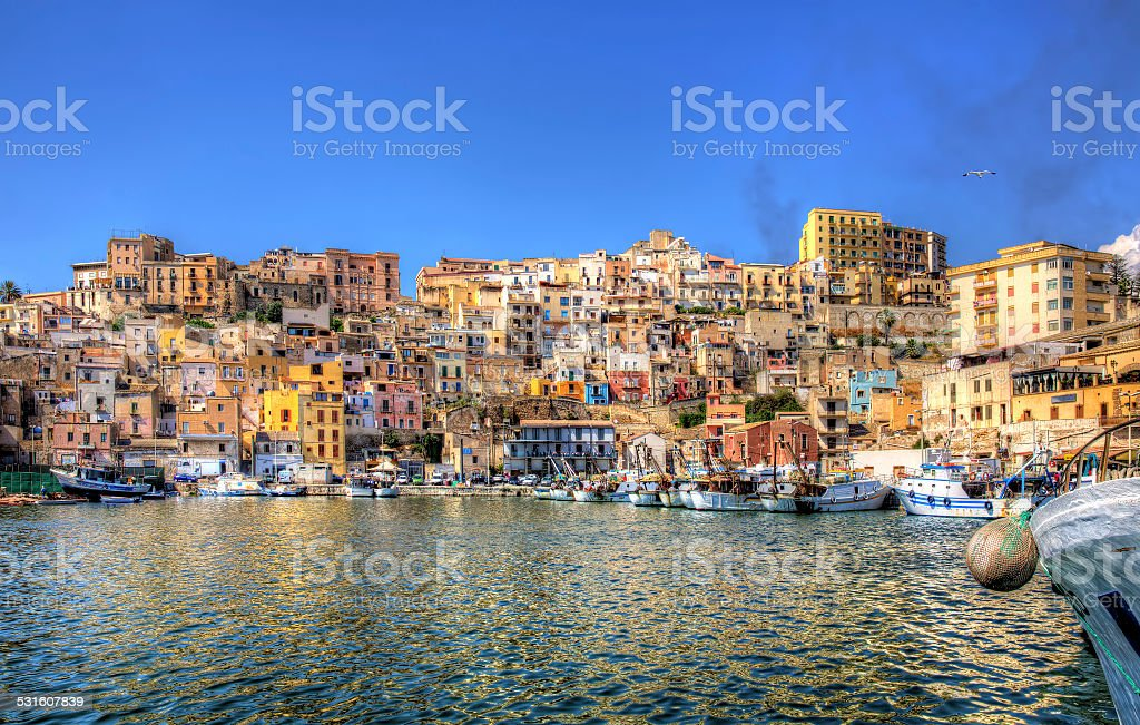 Sciacca stock photo
