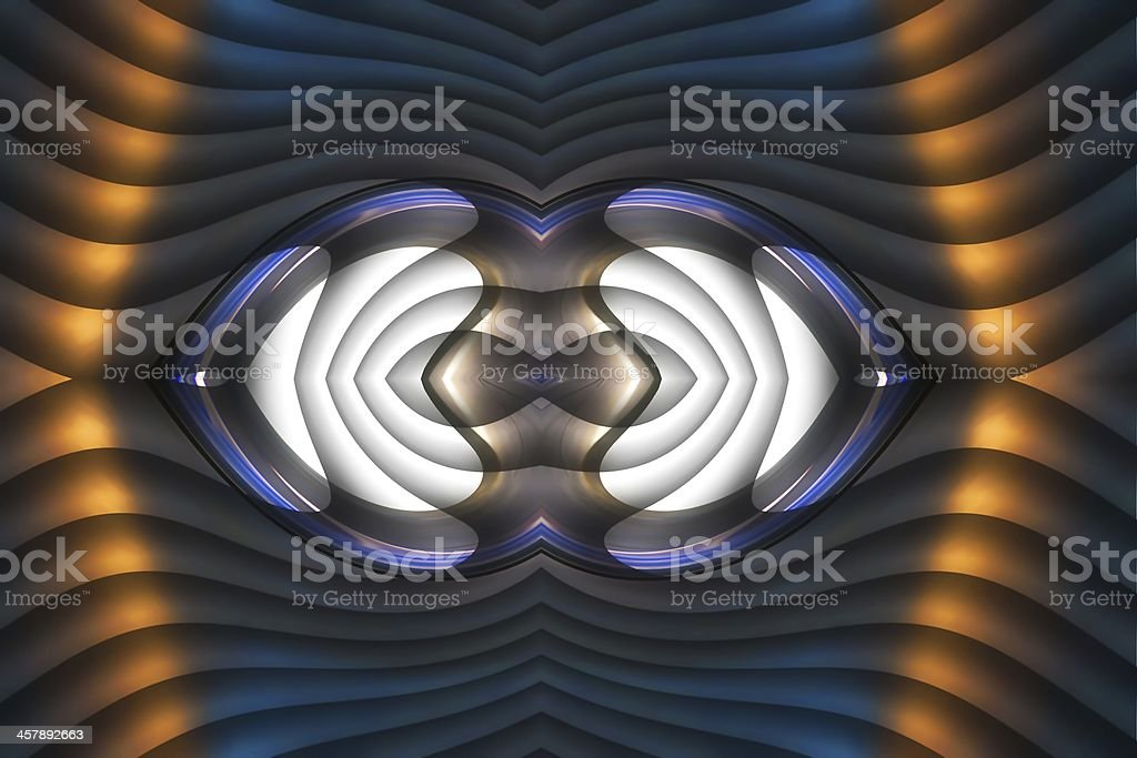 Science and Medical digital art abstract background royalty-free stock photo