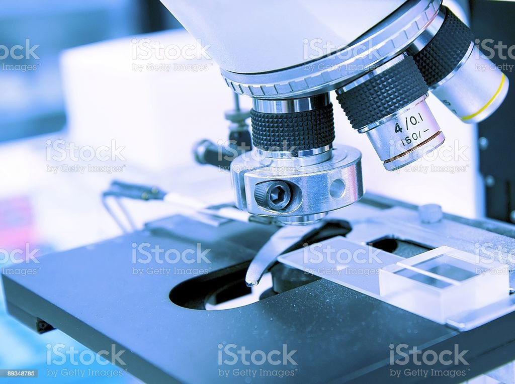Science and medicine royalty-free stock photo