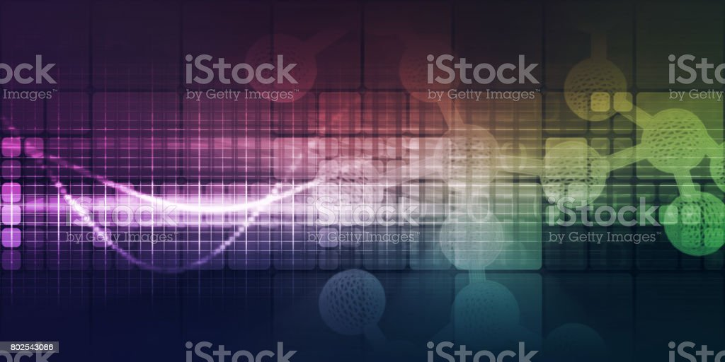Science and Technology Innovation stock photo