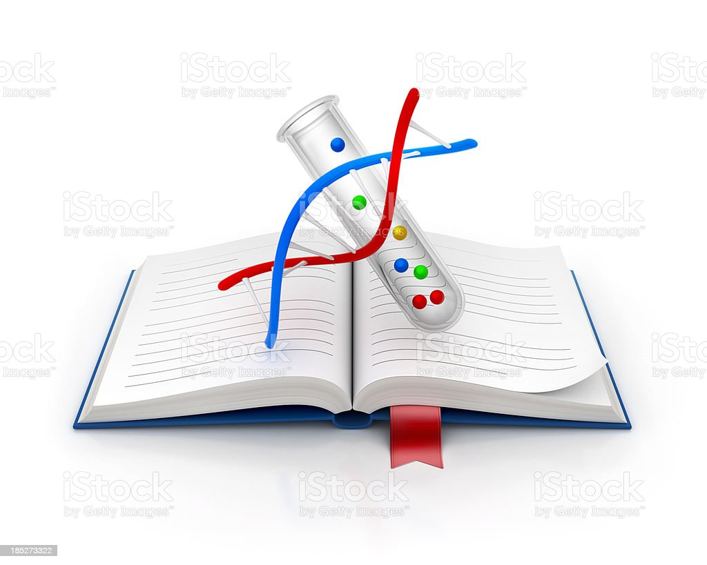 science book or research icon royalty-free stock photo