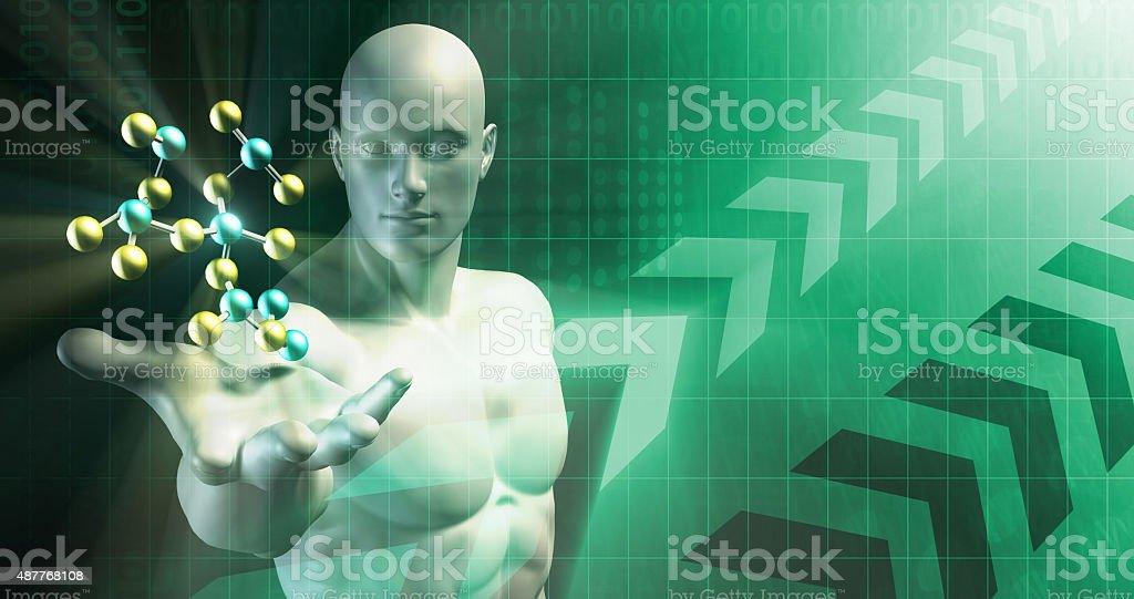 Science Ethics stock photo