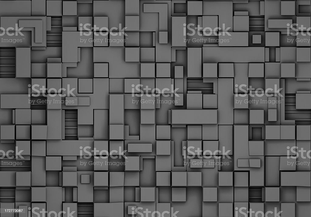 Science Fiction Background royalty-free stock photo