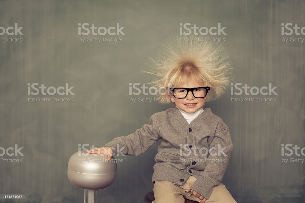 Science is Fun stock photo
