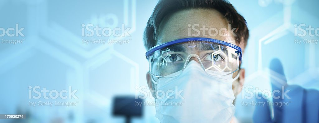 Science Lab royalty-free stock photo