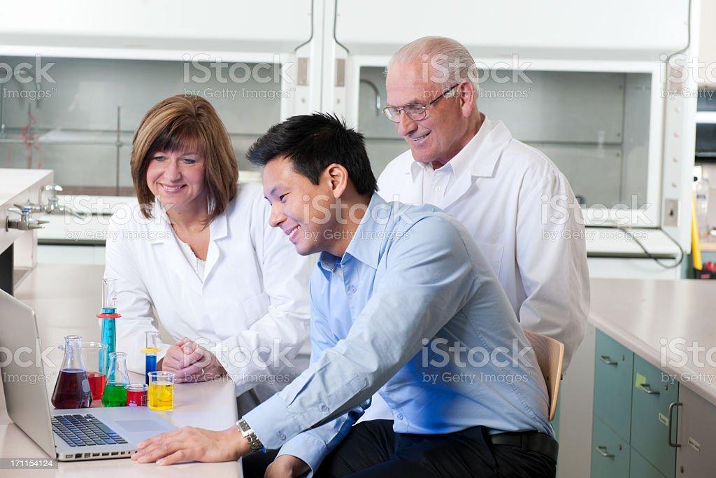 Science royalty-free stock photo