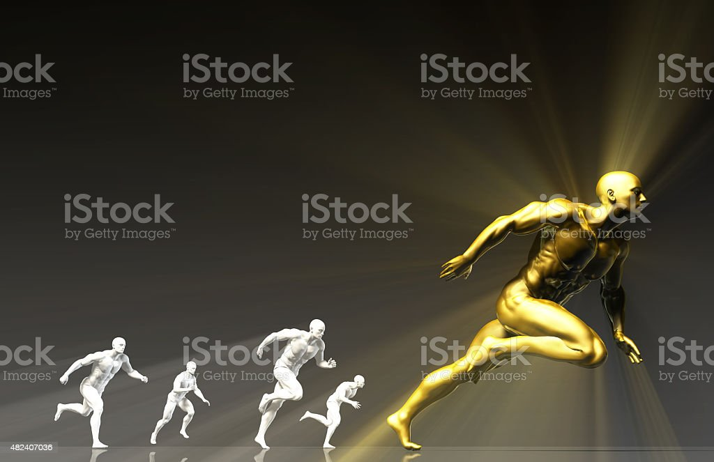 Science Research and Development stock photo