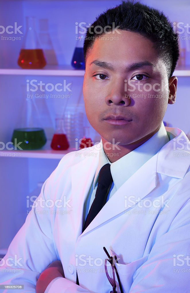 Science & Research royalty-free stock photo
