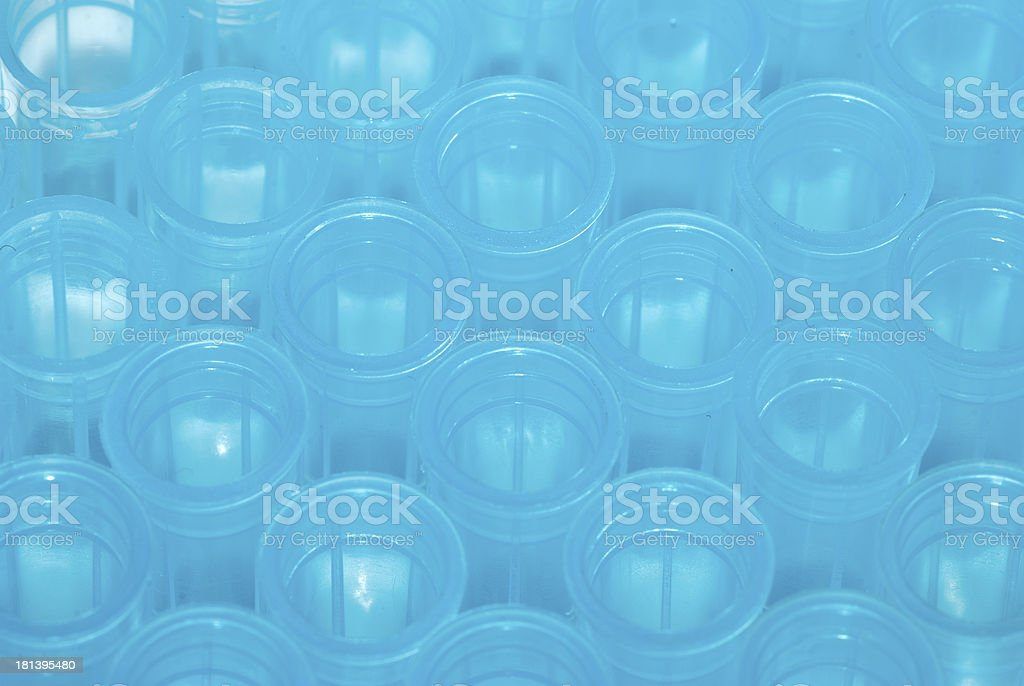 science test pipette tips royalty-free stock photo