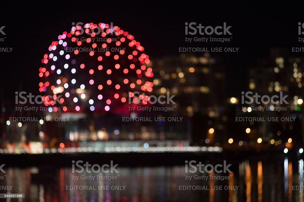 Science World by Telus stock photo