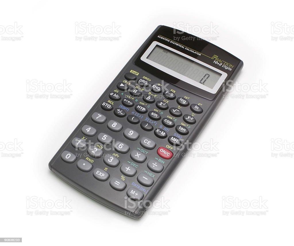 Scientific Calculator royalty-free stock photo