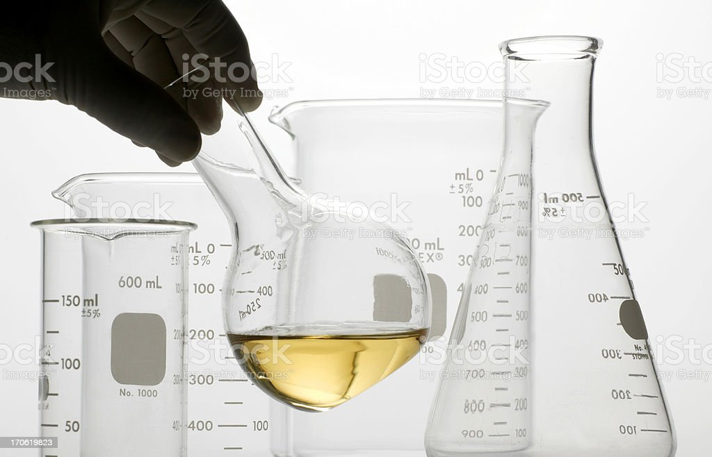 Scientific Research 6 royalty-free stock photo