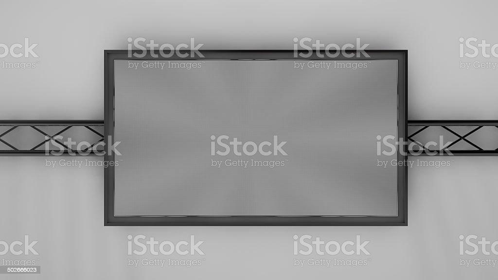 Score Board stock photo