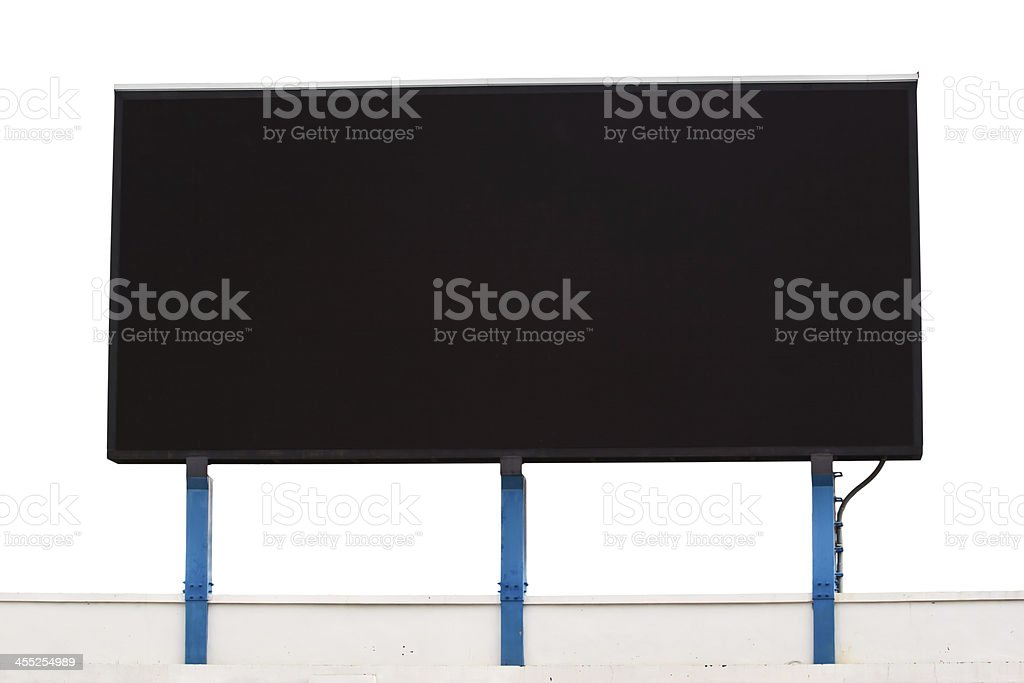 Score board show your the result game stock photo