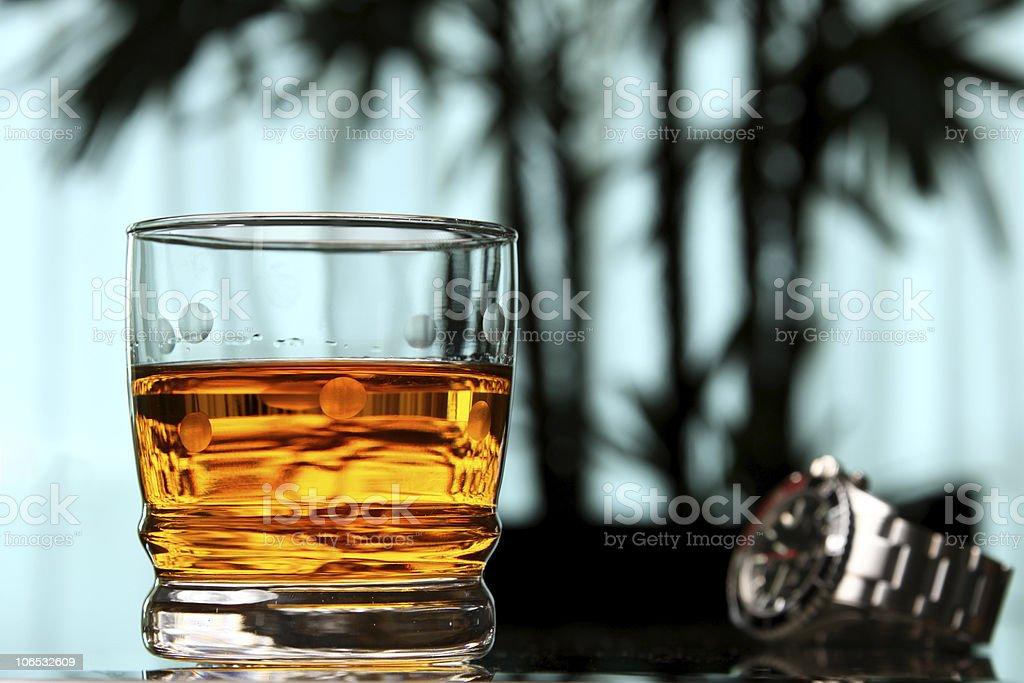 Scotch Whisky royalty-free stock photo