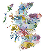 Scotland in euros