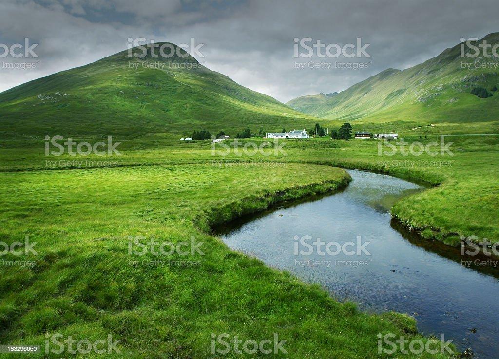Scotland stock photo