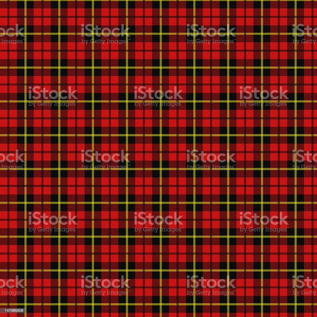 Scottish pattern royalty-free stock photo