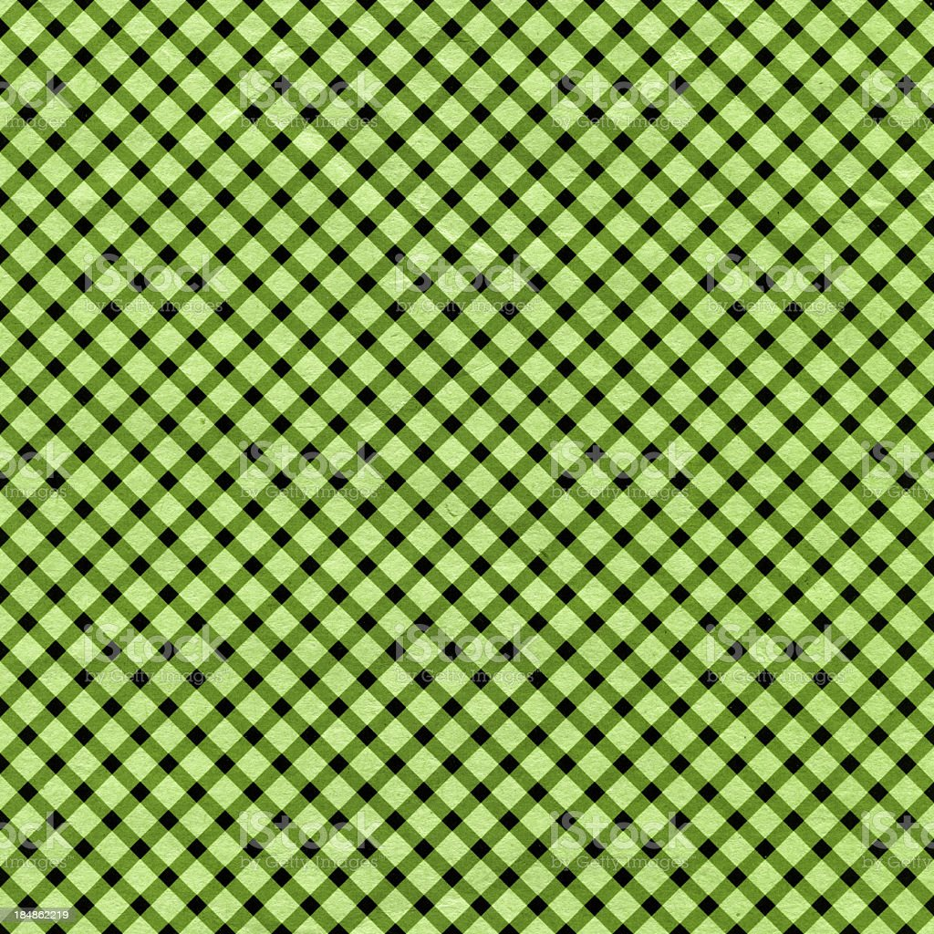 Scottish Plaid Fabric background textured royalty-free stock photo