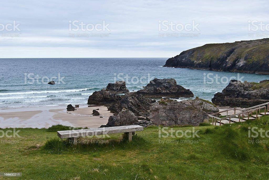 Scottish scenery royalty-free stock photo