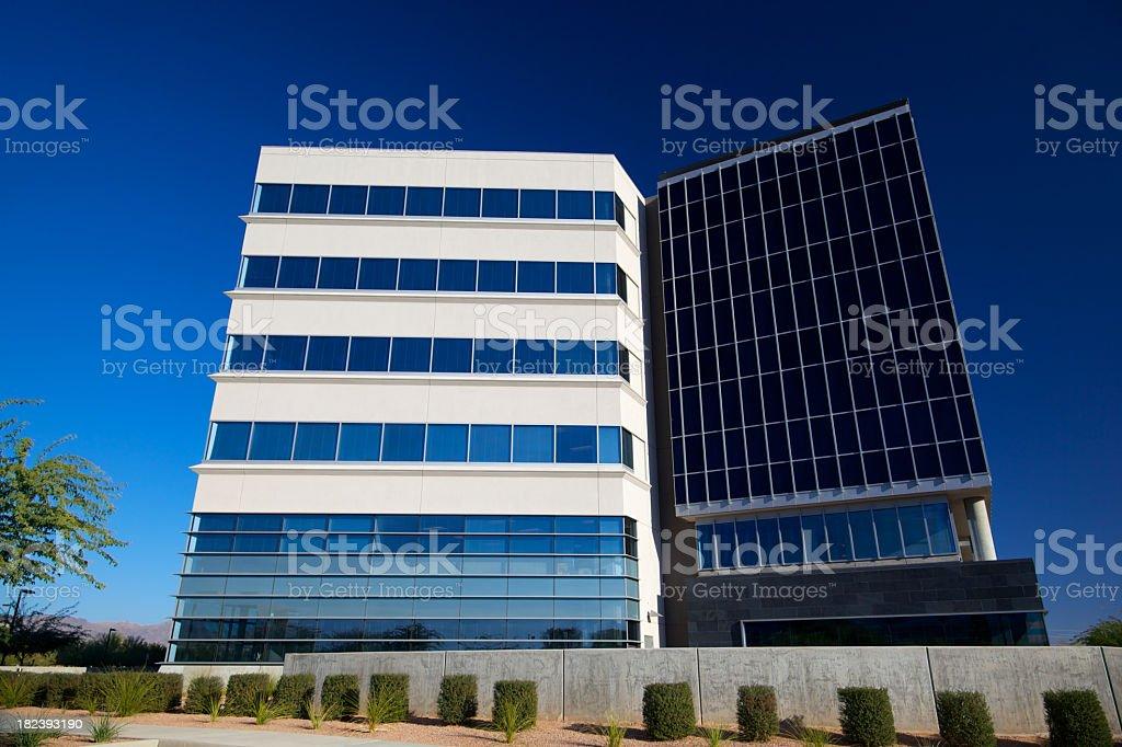 Scottsdale Angular Business Building royalty-free stock photo