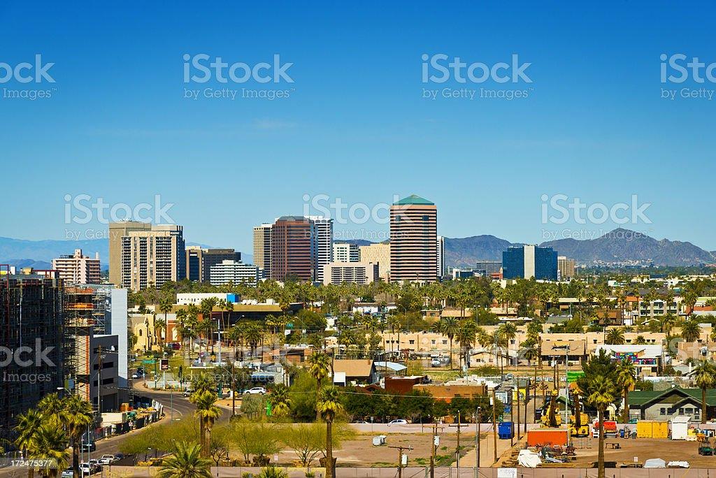 Scottsdale Arizona stock photo