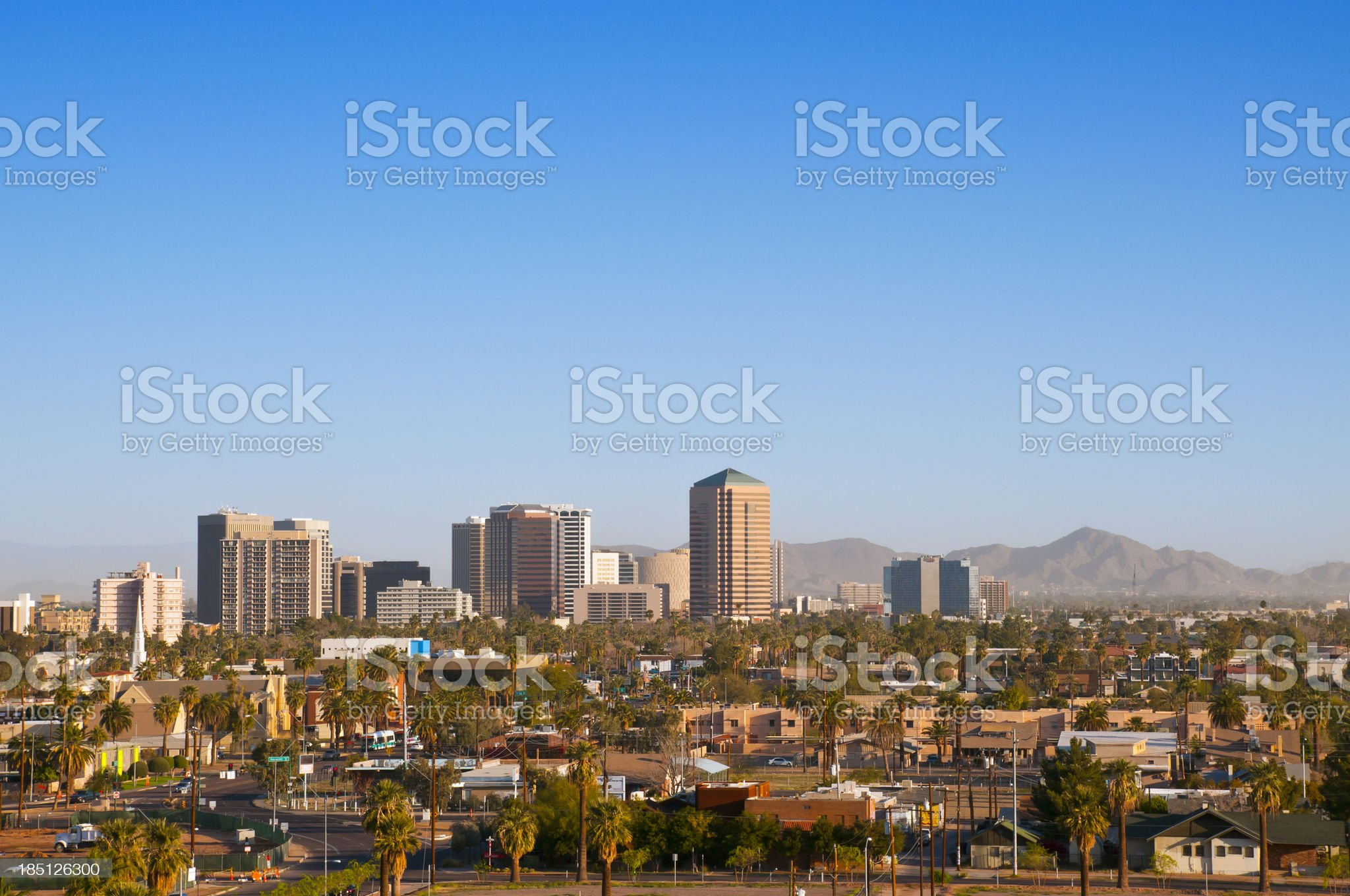 Scottsdale Arizona royalty-free stock photo