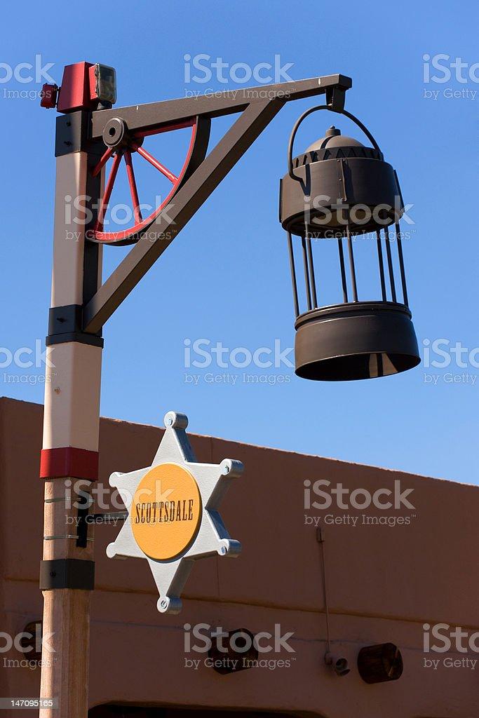 Scottsdale, AZ stock photo