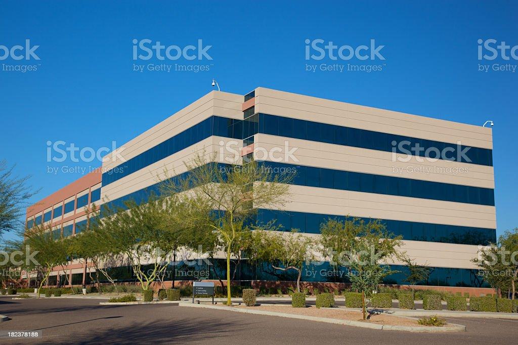 Scottsdale Business Property royalty-free stock photo
