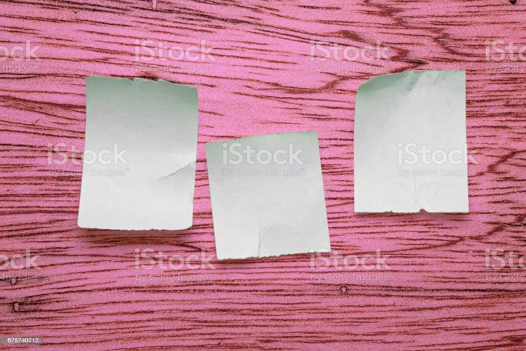 Scraps stock photo