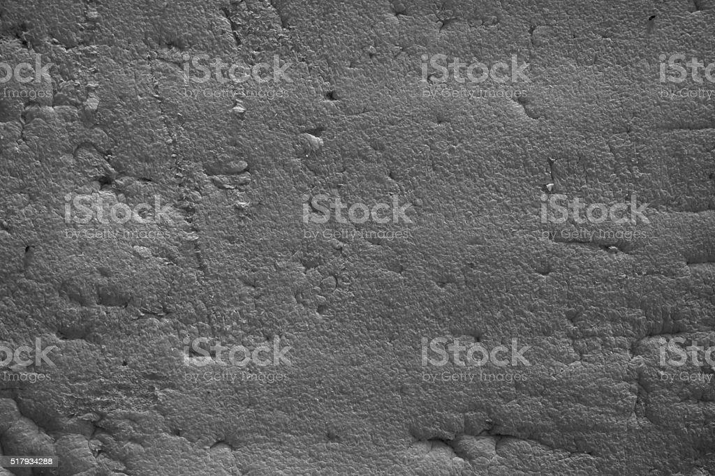 scratch on the foam stock photo