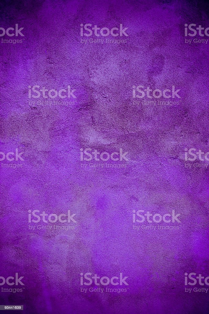 Scratched Purple Wall Texture Background Pattern stock photo