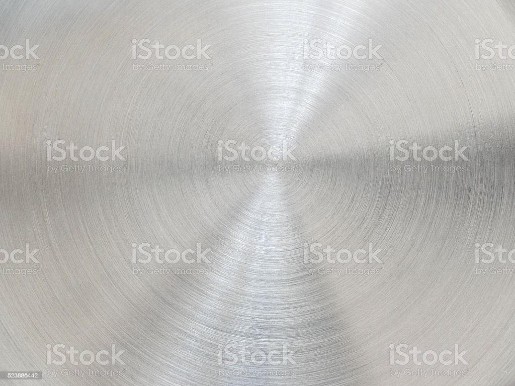 scratched steel 2 stock photo