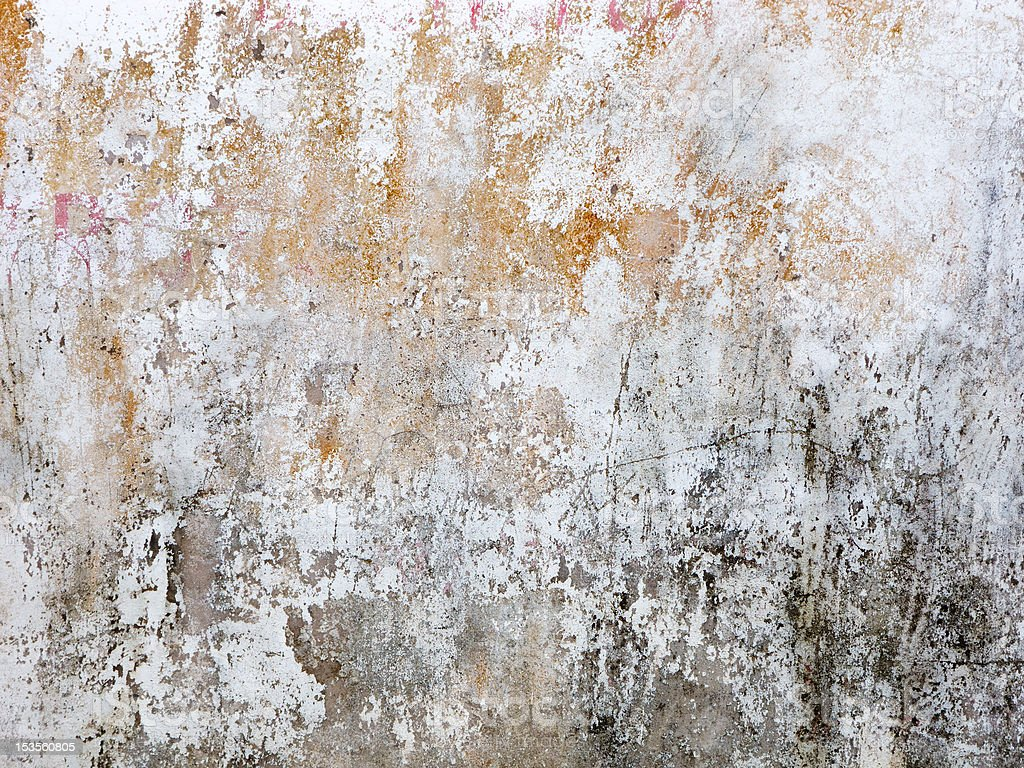 scratched wall royalty-free stock photo