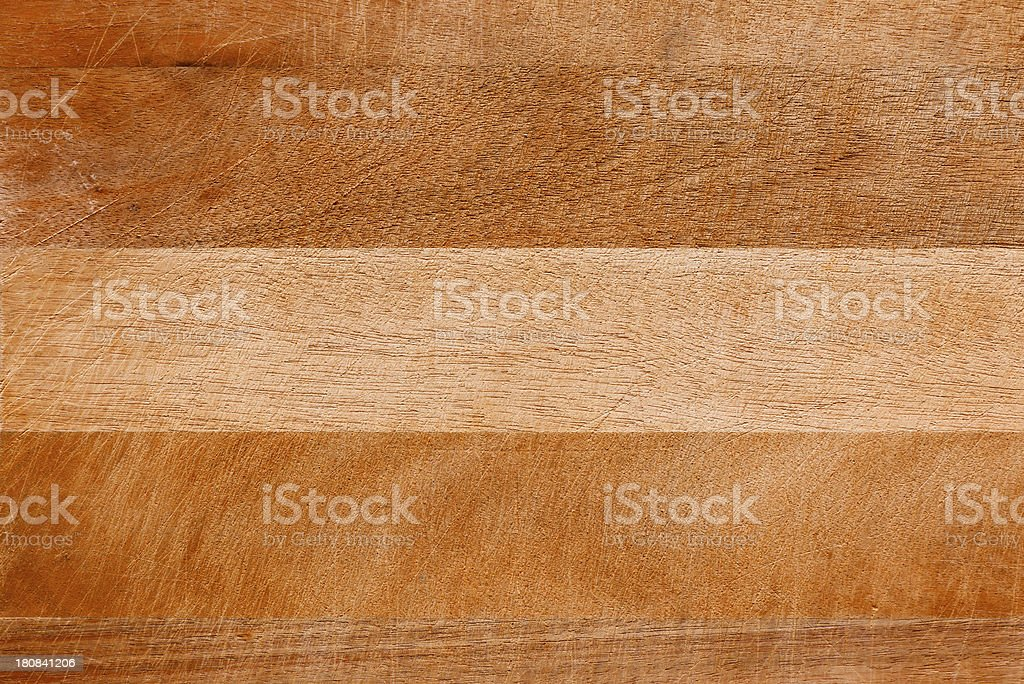 Scratched Wood Board Background Texture royalty-free stock photo