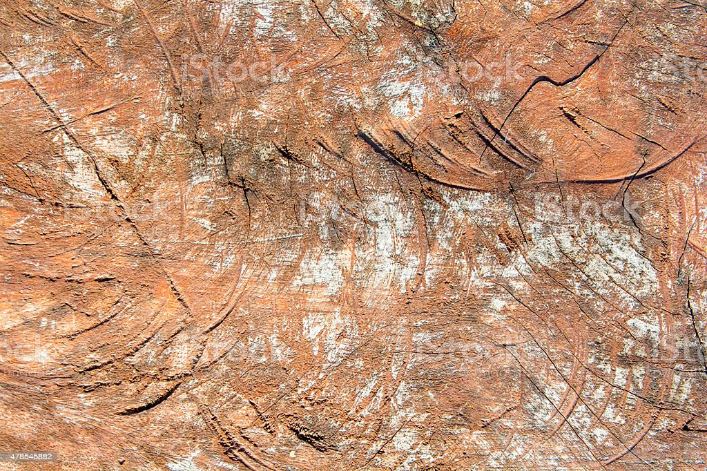 Scratched Wood texture for background. royalty-free stock photo