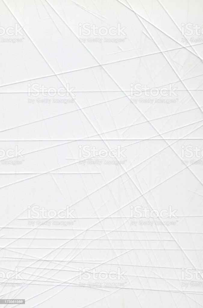 Scratchy Texture royalty-free stock photo