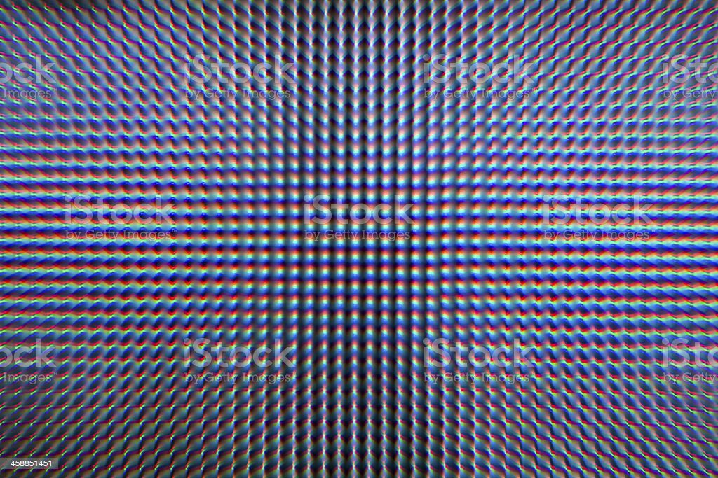 LED screen abstract stock photo
