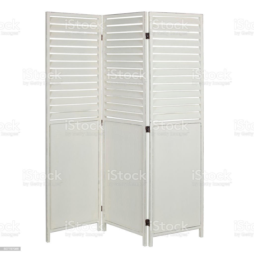 Screen Partitions stock photo