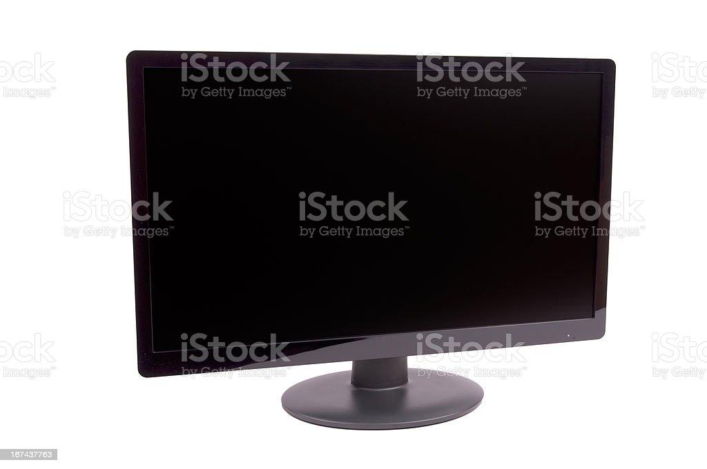 Screen royalty-free stock photo